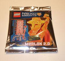 LEGO Nexo Knights - Merlok 2.0 Limited Edition Neu & OVP