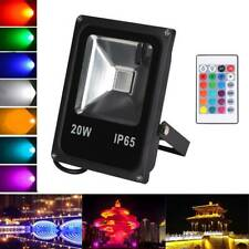 20W LED Flutlicht Außenstrahler Warmweiß Fluter mit Bewegungsmelder Lampe IP65
