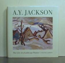A.Y. Jackson, Life of a Canadian Landscape Painter, Group of Seven Art Canada
