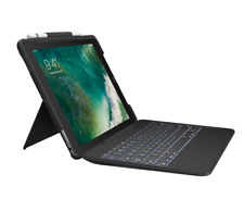 Logitech Slim Combo With Detachable Keyboard and Smart Connector for iPad Pro 10