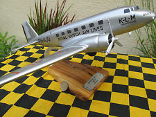 Douglas dc-2 KLM royal dutch woodmodel énorme 1:72/ronds/Aircraft yakair