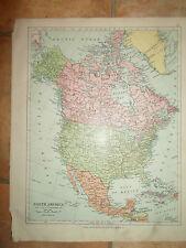 19201929 Date Range Antique World Maps  Atlases  eBay