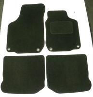 Tailored Velour Black Car Floor Mats for VW golf mk4 tdi gti B1343 NEW