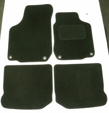 Tailored Velour Black Car Floor Mats for VW golf mk4 tdi gti B1343 NEW