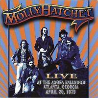MOLLY HATCHET - Live At Agora Ballroom 1979 - CD - Live