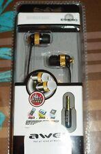 Écouteurs Stéréo Audio Awei Gold haute Qualité Aluminium es-k90+