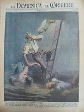""""""" LA DOMENICA DEL CORRIERE N°13 /30 MAR. 1952 - ANNO 54  """""""