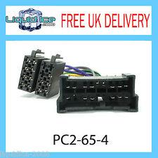 PC2-65-4 para HYUNDAI ELANTRA 2001 - 2006 unidad principal arnés adaptador ISO Stereo