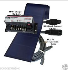 136W Battery Charger Uni-Solar Package - 12v or 24v applications Unisolar PVL