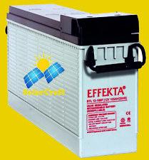 Hybride Module solaire Pile Batterie elektromoteur Chargeur renouvelabe 90Ah 12V