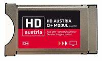 ORF Karte Irdeto CI+ Modul  LED LCD TVs mit der ORF Micro SAT Karte HD NEU