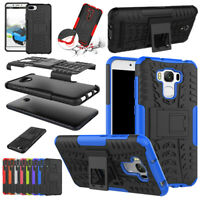 Case Cover For ASUS Zenfone Shockproof Thin Tough Hard Slim Hard Rubber Silicone