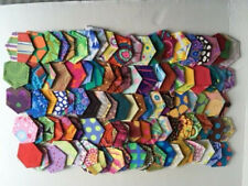 """Kaffe Fassett Ready to Sew Hexagons 1""""  Sides x 100 Paper Piecing  Patchwork Sew"""