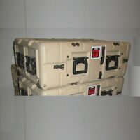 "Rackmount Housing 39x25x14 Hardigg SuperMAC NO Slide Out 04Ux24 19"" Rack Case"
