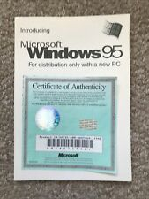 1994 Windows95 PC Instruction Book