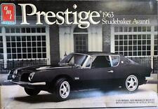 AMT Ertl 1:25 scale Unassembled Model Kit Prestige 1963 Studebaker Avanti #6872