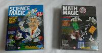 4 m Science Magic Math Magic Kidz Labs Tricks Kids Experiments Educational NEW