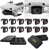 For DJI Mavic Mini Sunnylife MCUV CPL ND4/8/16/32 ND-PL Camera Lens Filter Set
