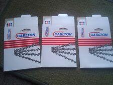 """CHAINSAW CHAIN CARLTON 3 x 66DL 16"""" HUSQVARNA  .325 .050"""