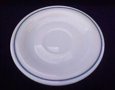 """Pyrex """"Blue Iris"""" 6""""/ 15cm Dia Saucer Replacement - FREE P+P"""