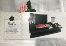 Beauty STATION HOLDER for makeup brushes mirror phone tablet etc NIB