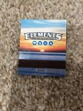 Elements Rolling Papers Natural Rice Matches