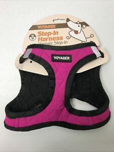 Voyager Step-in Air Dog Harness Medium Pink