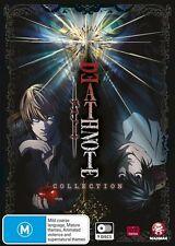 Death Note (DVD, 2014, 9-Disc Set)