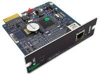 APC Schneider AP9631 NIC Network Management Card Environmental Monitoring