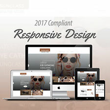 Premium Sunglasses Responsive Mobile Ebay Auction Listing Template Free Shipping