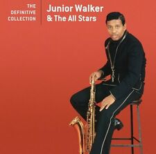 Jr Walker and The All Stars - The Definitive Collection [CD]