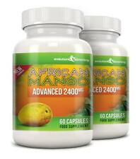 Pure African Mango Advanced 2400mg 120 Diet Capsules Evolution Slimming