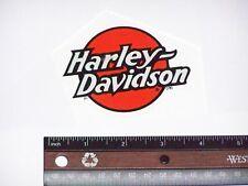 HARLEY DAVIDSON Motorcycles Small INSIDE Window Glass Windshield Decal Sticker