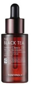 Tonymoly The Black Tea London Classic Oil 30ml Moisture Wrinkle care panthenol