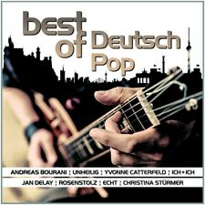 BEST OF DEUTSCH POP   CD NEUF WIR SIND HELDEN/JULI/UNHEILIG/+