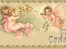 Fairy Angel Victorian Ebay Compliant Auction Listing Template In My Cedar Chest