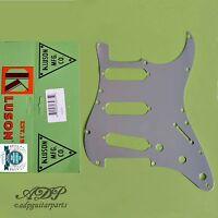 WD Aluminium Pickguard Ground Shield Isolation Uuniversal Stratocaster KGSAS