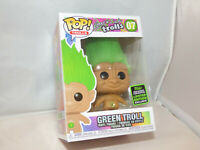 Funko Pop! Vinyl Figure - Trolls #07 - Green Troll - 2020 Spring Exclusive