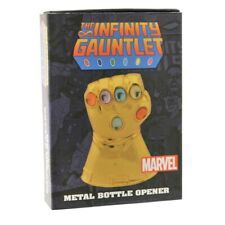 Diamond Select Toys Marvel The Infinity Gauntlet Sculpted Metal Bottle Opener