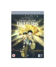 Grave Of The Fireflies - Studio Ghibli / Isao Takahata Anime (Region 2 PAL DVD)