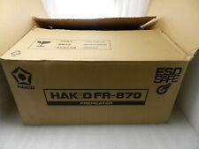 Hakko FR-870 Preheater