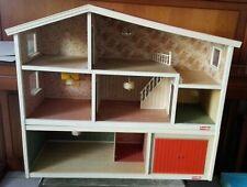 Maison de poupée vintage lundby avec prise