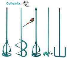 Verschiedene Collomix Mörtelrührer Rührer Rührquirl Farbquirl - 6 Kant oder M14
