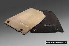 Lexus ES350 ES300H (2013-2015) OEM CARPET FLOOR MATS (Ivory Tan) PT208-33130-00