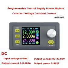 DPS3003 LCD Constant Voltage volt current Step-down Programmable control Supply