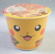 Pokemon Noodle Soy Sauce Flavor Instant Noodle Japanese Foods Pocket Monster New