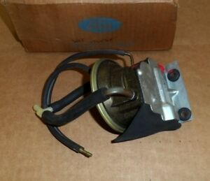 1970 Lincoln Mark III and Ford Windshield Wiper governor module D0SZ-17C476A