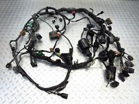 2008 08 09 KAWASAKI ZG1400 CONCOURS 1400 ABS MAIN ENGINE WIRING HARNESS LOOM SET