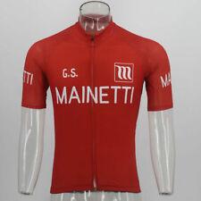 Brand New Retro Team Mainetti Cycling Jersey