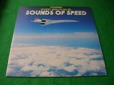 sounds of speed bbc sound effects vol 25 LP 1980 REC 390